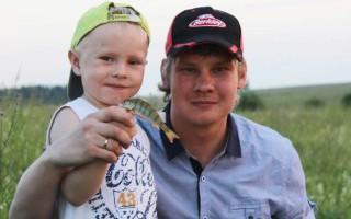 Первые рыбалки новичка