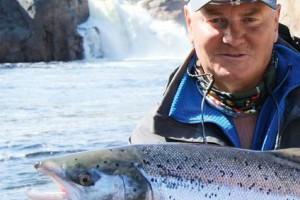 Заметки о весенней семужьей рыбалке