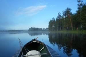 По цепи озер Карелии — от Музозера до Гимольского
