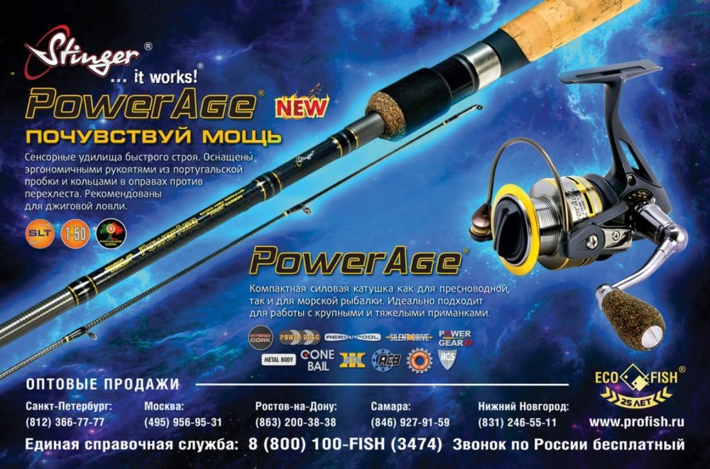 Stinger PowerAge
