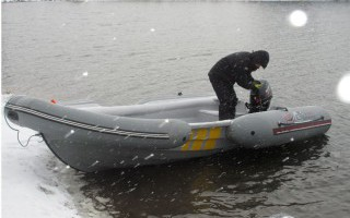 Рождение лодки для рыбалки «Рыбачок mini». Часть 2