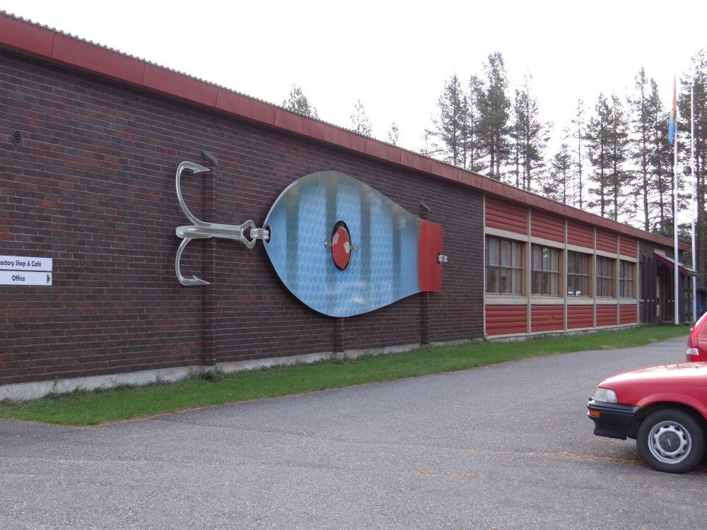 Фабрика Kuusamon Uistin Oy в наши дни