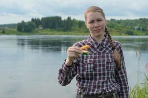 Ловля лососевых в Архангельской области