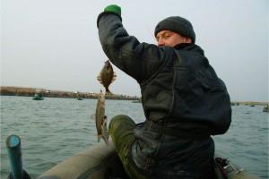 На рыбалку во Владик