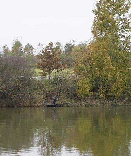 На озере Якуба Вагнера