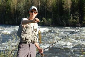 Норвежский дневник рыболова-туриста