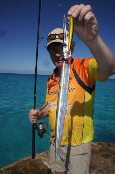 Lucky Craft Sea Finger - квинтэссенция морского броскового воблера
