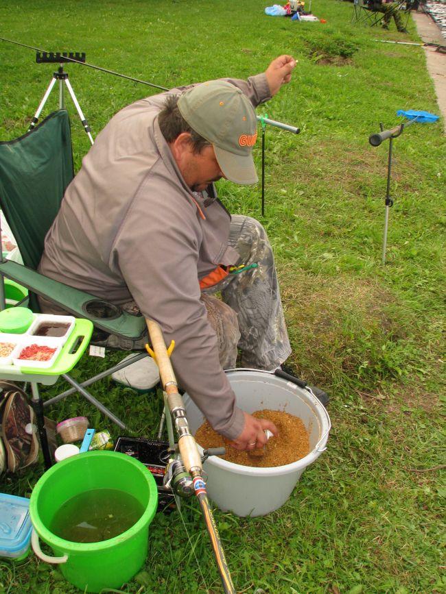 Основы приготовления прикормки для фидерной ловли. Часть 2