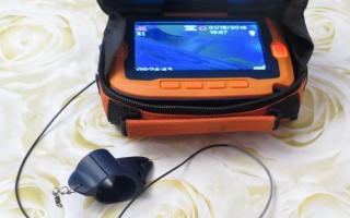 Разведчик и спасатель: подводная видеокамера Calуpso