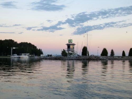 Перспективный участок на входе в залив Минского моря