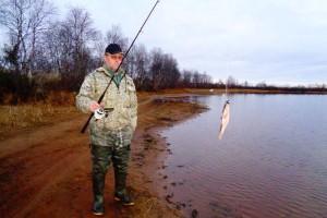 Ловля хищника на живца и мертвую рыбку. Часть 3