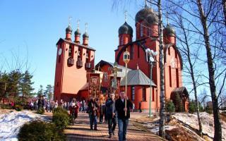 Открылся Детский хоспис при Соборе святого Архистратига Божия Михаила поселка Токсово Всеволожского района