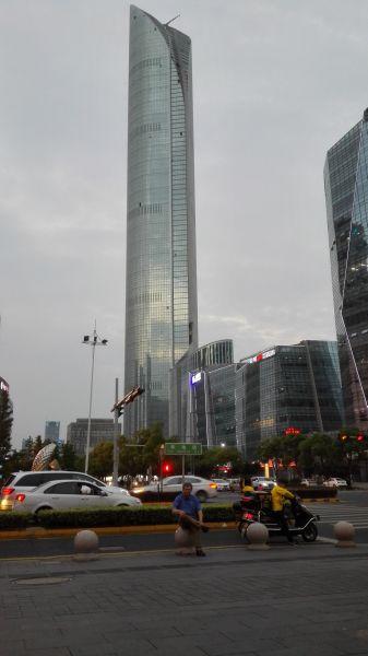Такой вот пригород Шанхая