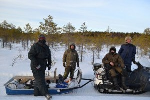 Карелия выходного дня. Зимний вояж на Сегозеро