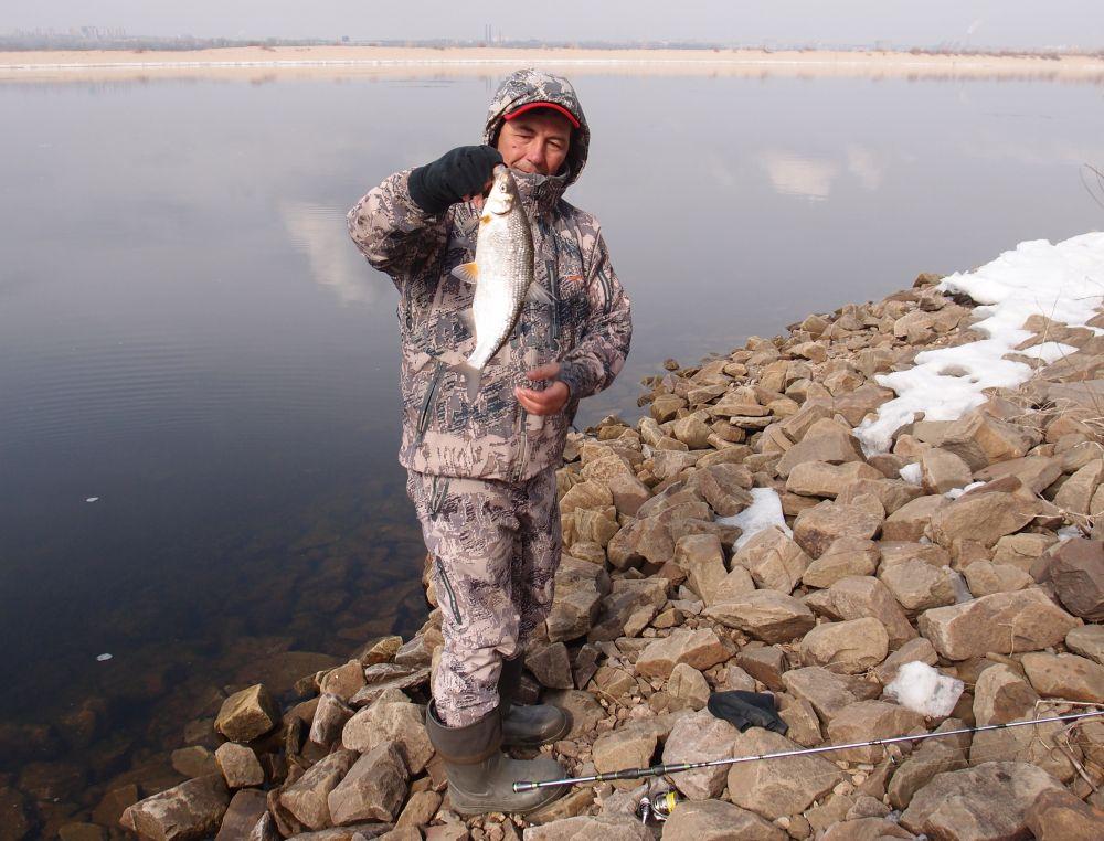 Подуст – вроде мирная рыба. А где мирная рыба – там и «военная»