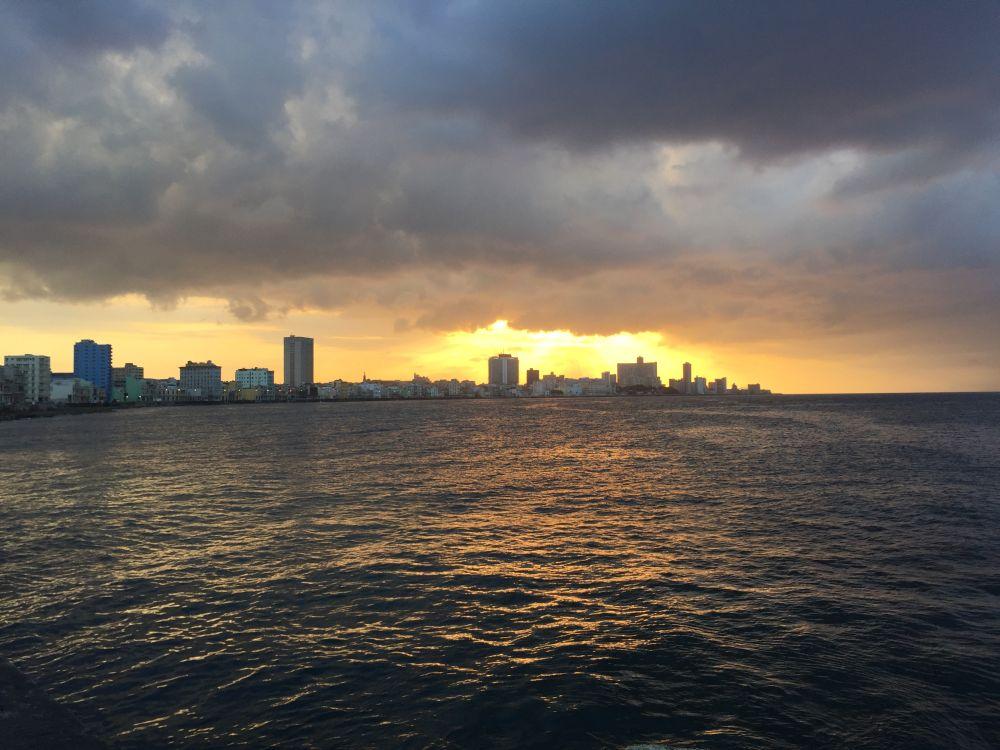 Гавана, город на берегу Мексиканского залива