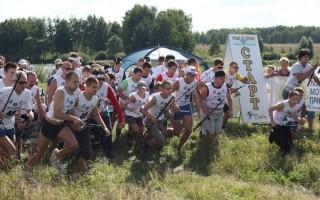 В Рязани уже девятый год за рыбой бегают!