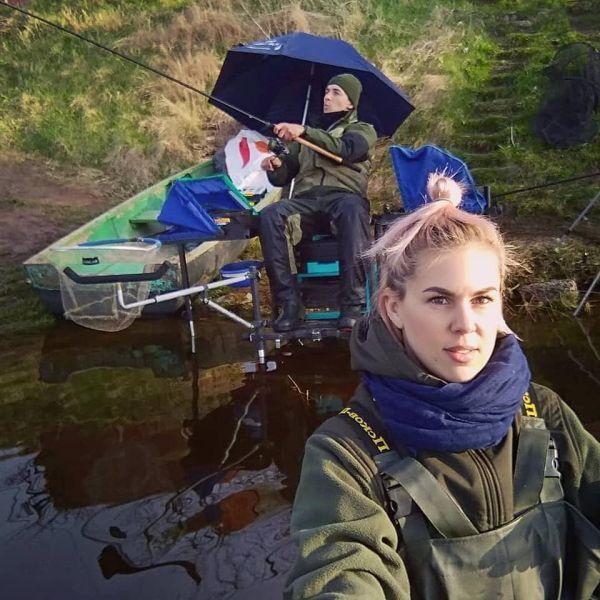 Рыболовное снаряжение у Димы - на сотни тысяч рублей