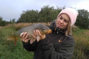 Женский взгляд на рыбалку и рыболовный спорт