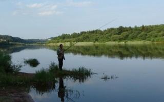 Поймать хищника на поплавочную удочку