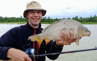 Карпуши рыбных прудов