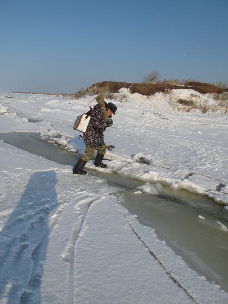 Лучше не искать новых путей выхода со льда