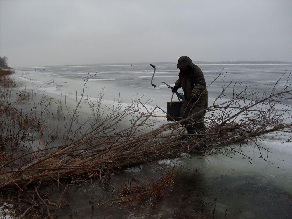 О выходе со льда надо думать заранее
