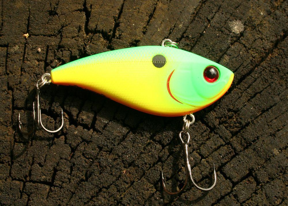 С помощью раттлина рыбалка получается более динамичной