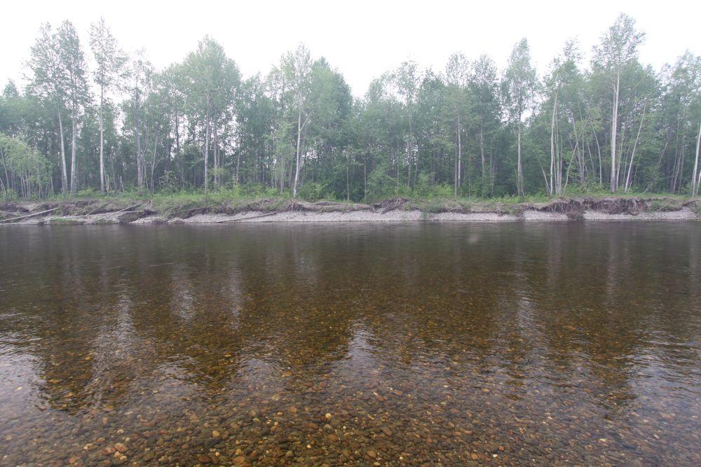 Первый взгляд на Уду – чистейшая вода