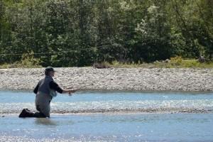Три способа поймать кавказскую форель