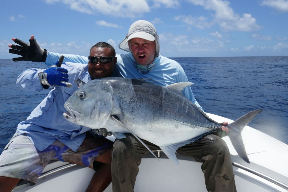 Рыболовный гид Кэмерон многому нас научил