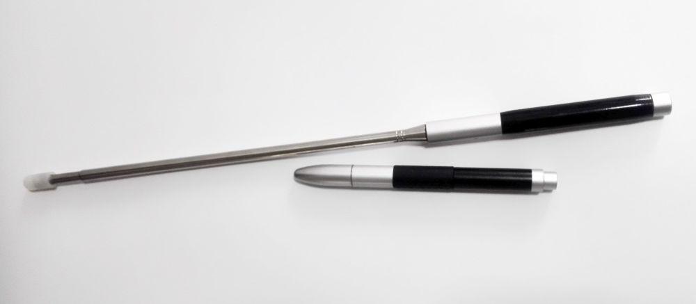 Чуть подработал школьную ручку-указку – и освобождай зацепившиеся мормышки