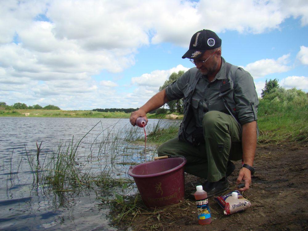 С синтетическими ароматизаторами я повысил предсказуемость рыбалок