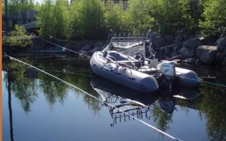 Выбор и тюнинг надувных лодок из ПВХ