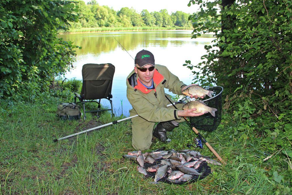 Пикер при ловле на ближней дистанции часто дает фору поплавку