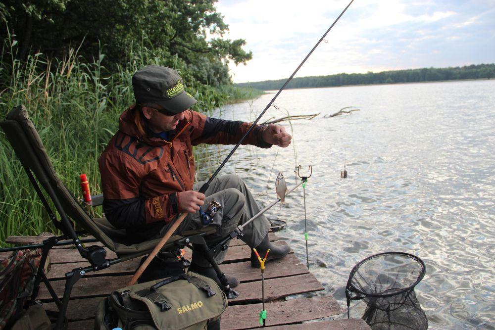 Ориентир для целевой рыбалки накоротке – закоряженная акватория