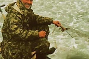 Cудак судаку - рознь, или особенности ловли судака на Чудском озере в зимний период