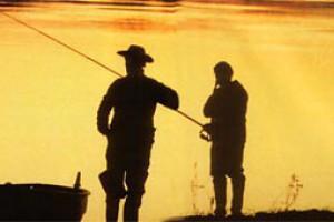 Донерестовая ловля плотвы в крупных водоемах