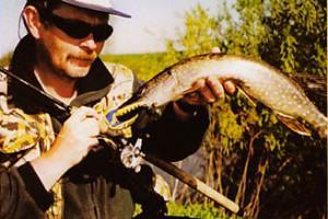 Джерк-бейт и малые реки: сочетание двух крайностей рождает новый стиль рыбалки